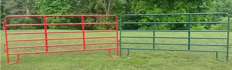 Powder Coated Horse Panels
