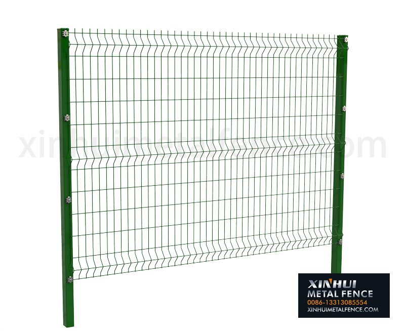 3D Panel Fencing