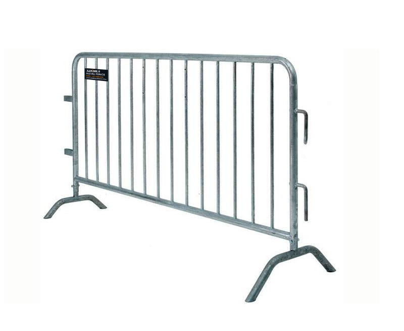 Crowd Control Barrier Fence System