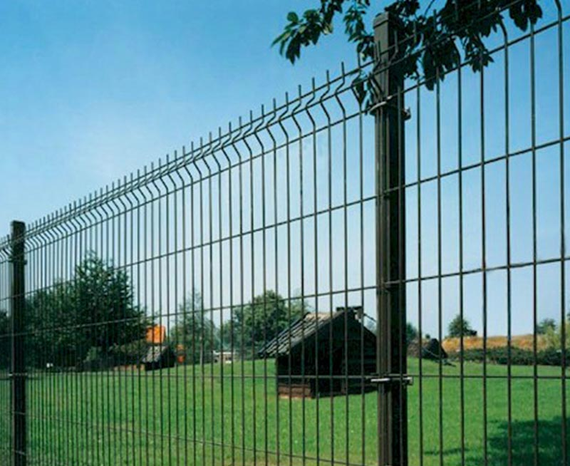 3D Wire Fence