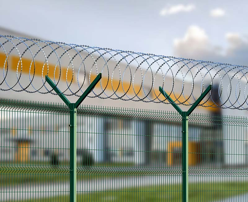 Air Port Fence