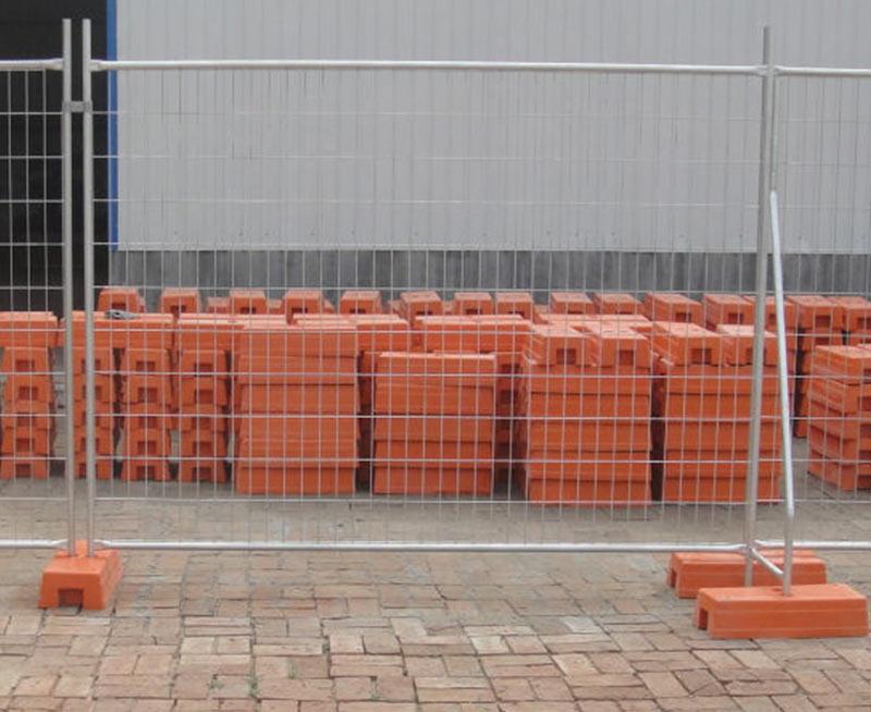 AU Temporary Fence
