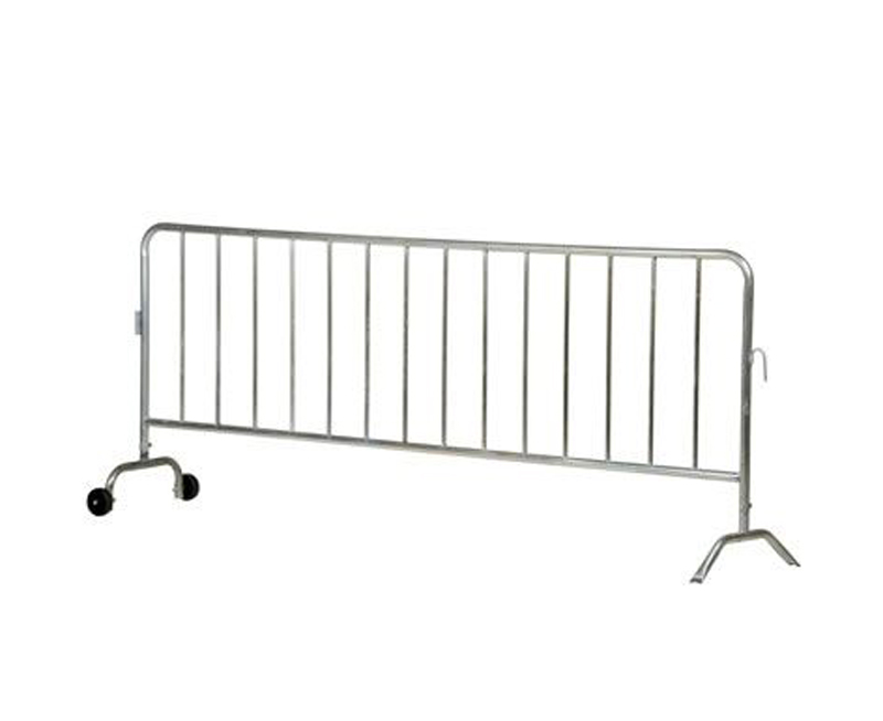 portable police barrier