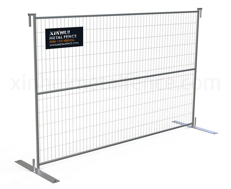 ca temporary fence