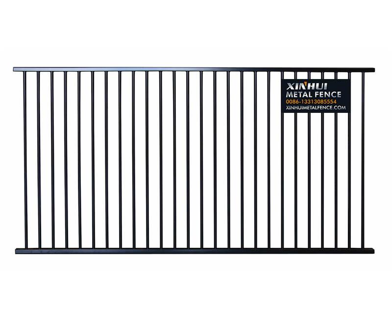 powder coated pool fence