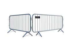 Introduction to Crowd Control Barrier