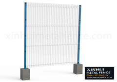 The Weaving Style Features Of Stadium Fence Mesh